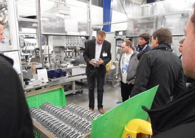 Die Geräte- und Pumpenbau GmbH in Merbelsrod – eines von 24 Unternehmen bei INDUSTRIE INTOUCH 2014
