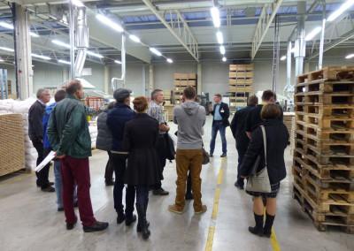 Die KGM Funierprofile GmbH in Geraberg – eines von 24 Unternehmen bei INDUSTRIE INTOUCH 2014