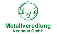 Logo MVN Metallveredlung Neuhaus GmbH