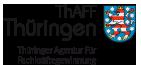 Logo die Thüringer Agentur Für Fachkräftegewinnung