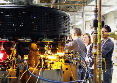 Thüringer Pharmaglas GmbH & Co. KG Neuhaus NIDEC GPM GmbH Merbelsrod – eines von 30 Unternehmen bei INDUSTRIE INTOUCH 2015