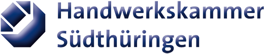 Logo Handwerkskammer Südthüringen - Zur Internetseite