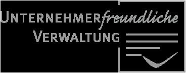 Logo Unternehmerfreundliche Verwaltung - Zur Projekt-Webseite des forum Thüringer Wald e.V.