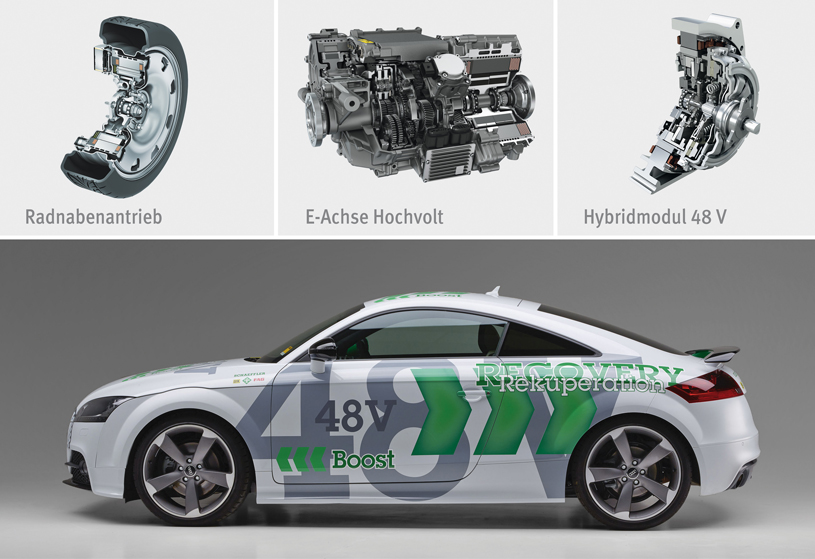 INA – Drives & Mechatronics AG & Co. KG – Ein Unternehmen bei INDUSTRIE INTOUCH Thüringer Wald 2017