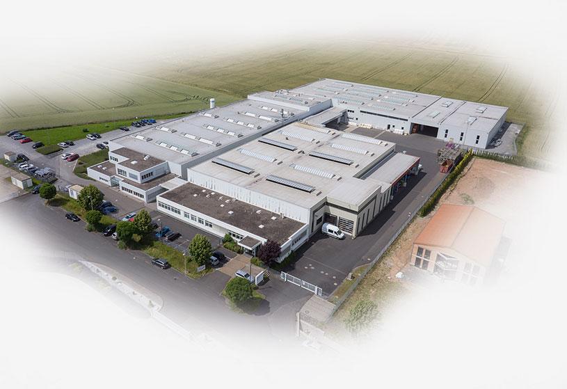 Lenkungstechnik Willi Elbe GmbH & Co. KG – Ein Unternehmen bei INDUSTRIE INTOUCH Thüringer Wald 2017