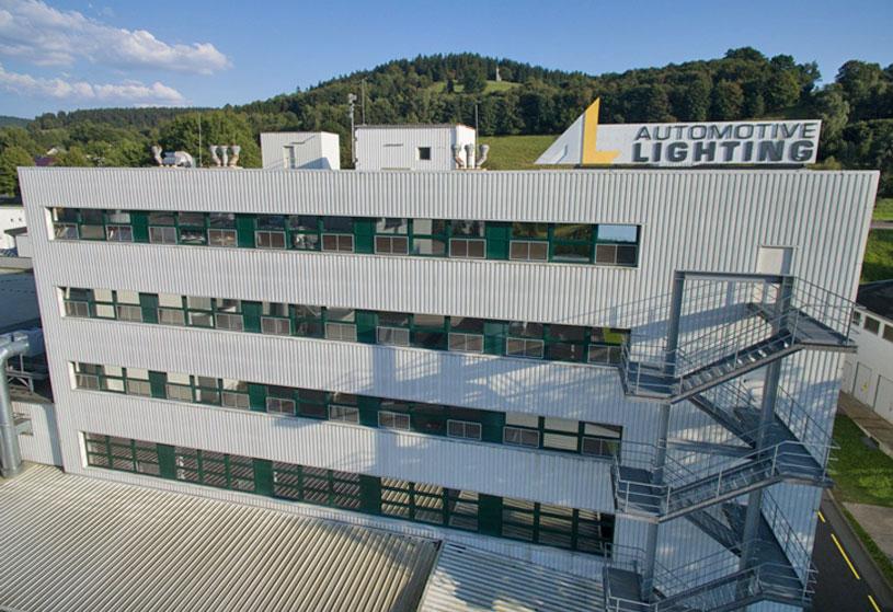 Automotive Lighting Brotterode GmbH – Ein Unternehmen bei INDUSTRIE INTOUCH Thüringer Wald 2017