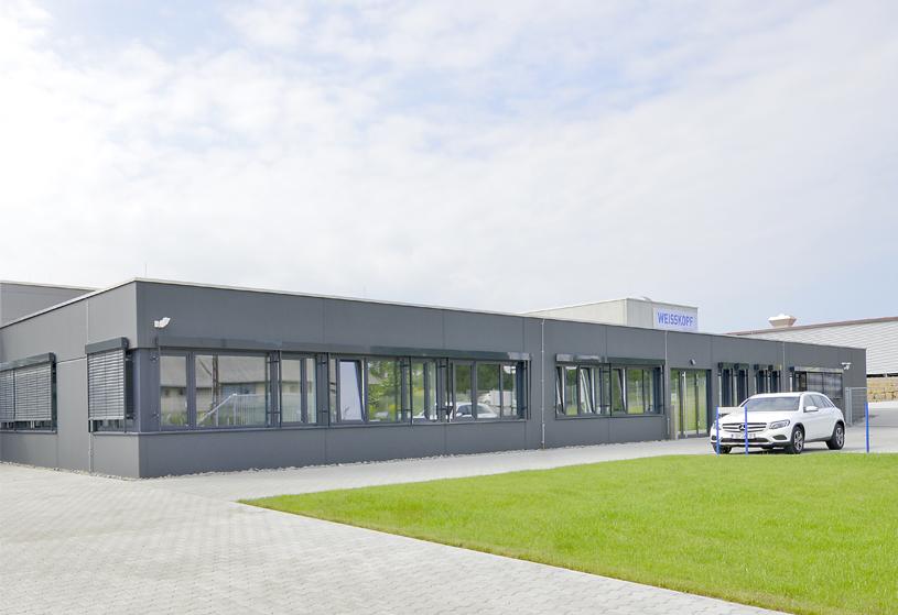 Weisskopf Werkzeuge GmbH – Ein Unternehmen bei INDUSTRIE INTOUCH Thüringer Wald 2017