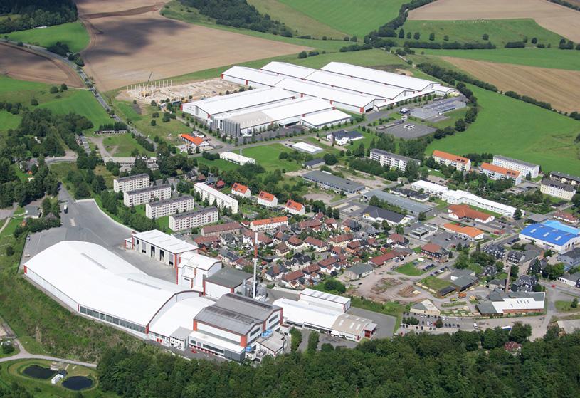 Wiegand-Glashüttenwerke GmbH – Ein Unternehmen bei INDUSTRIE INTOUCH Thüringer Wald 2017