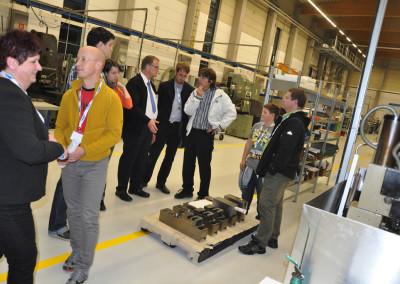 Die Feinmess Suhl GmbH – eines von 24 Unternehmen bei INDUSTRIE INTOUCH 2014