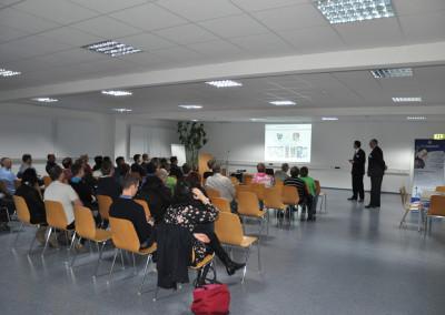 Die Feintechnik GmbH Eisfeld – eines von 24 Unternehmen bei INDUSTRIE INTOUCH 2014