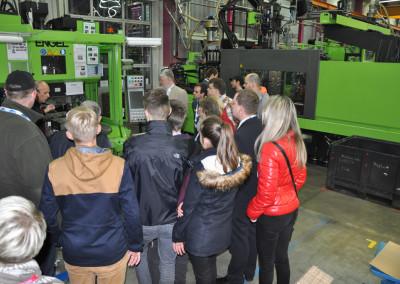 Die Sonnplast GmbH Sonneberg – eines von 24 Unternehmen bei INDUSTRIE INTOUCH 2014