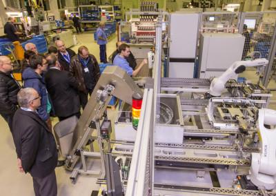 Kern Technik GmbH & Co. KG – eines von 30 Unternehmen bei INDUSTRIE INTOUCH 2015