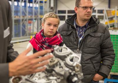 NIDEC GPM GmbH Merbelsrod – eines von 30 Unternehmen bei INDUSTRIE INTOUCH 2015