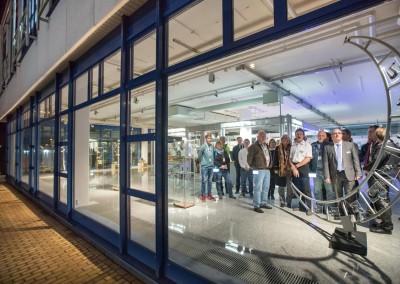 Feinmess Suhl GmbH – eines von 30 Unternehmen bei INDUSTRIE INTOUCH 2016 (Foto: Michael Reichel/arifoto.de)