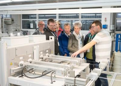 Feintechnik GmbH Eisfeld – eines von 30 Unternehmen bei INDUSTRIE INTOUCH 2016 (Foto: Feintechnik GmbH Eisfeld)