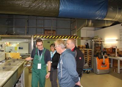 MVN Metallveredlung Neuhaus GmbH – eines von 30 Unternehmen bei INDUSTRIE INTOUCH 2016 (Foto: IHK)