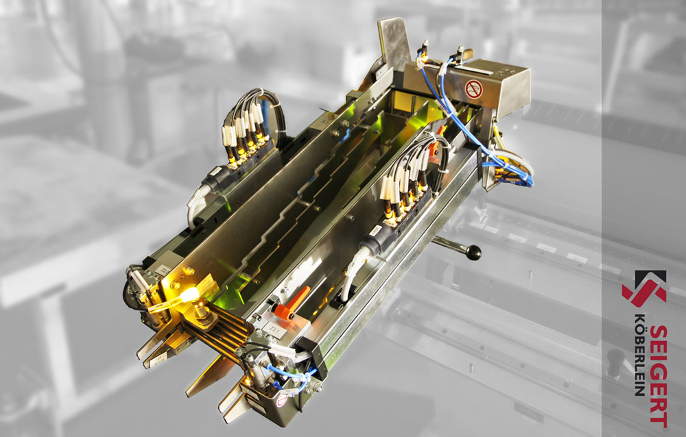 Produkte und Maschinen der Köberlein & Seigert GmbH in Grabfeld