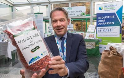 """Dritte Auflage von """"INDUSTRIE INTOUCH Thüringer Wald"""" war ein voller Erfolg"""