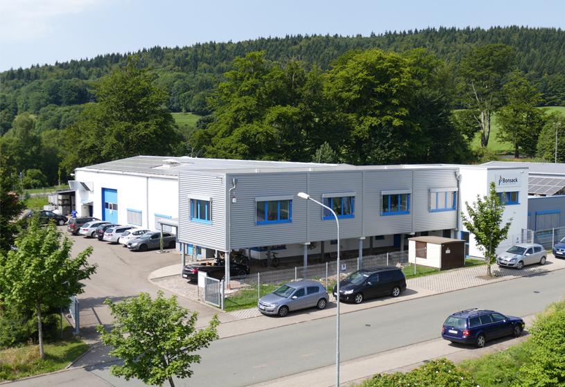 Bonsack Präzisionstechnik GmbH – Ein Unternehmen bei INDUSTRIE INTOUCH Thüringer Wald 2018