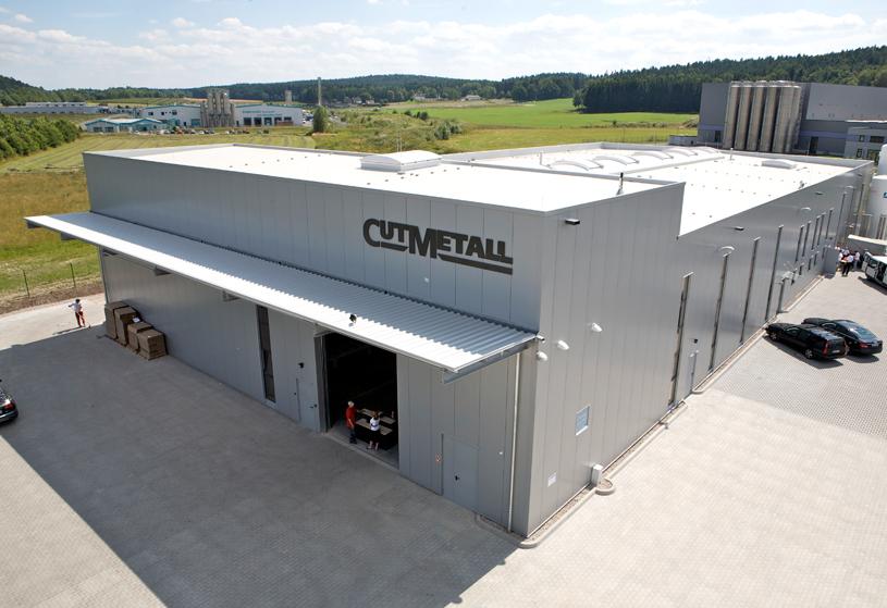 CutMetall Komponenten GmbH – Ein Unternehmen bei INDUSTRIE INTOUCH Thüringer Wald 2017