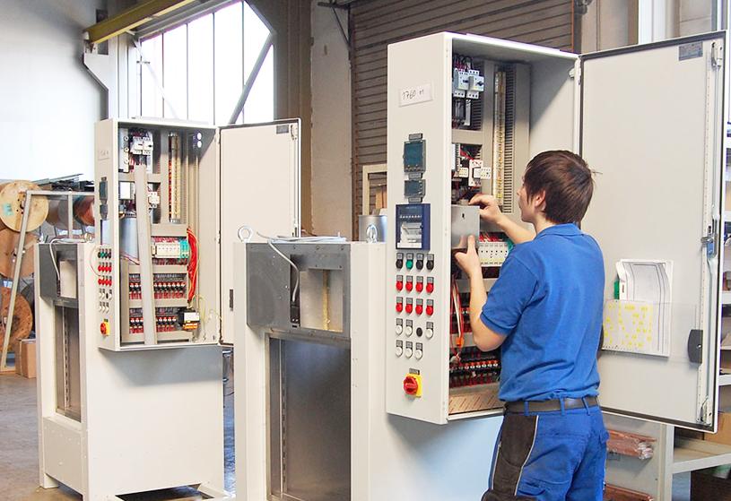 ELIOG Industrieofenbau GmbH  – ein Unternehmen bei INDUSTRIE INTOUCH Thüringer Wald 2018