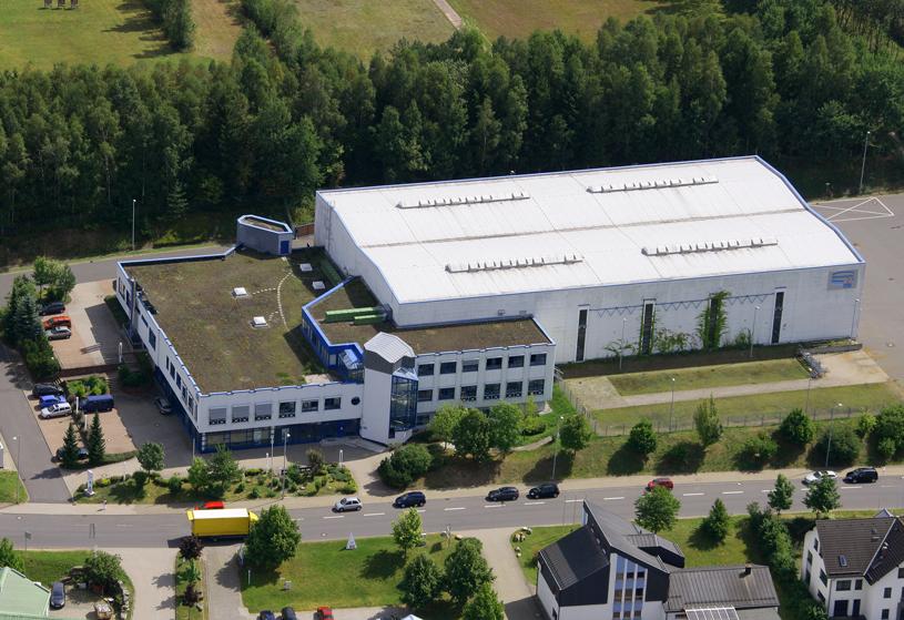 Feinmess Suhl GmbH – Ein Unternehmen bei INDUSTRIE INTOUCH Thüringer Wald 2018