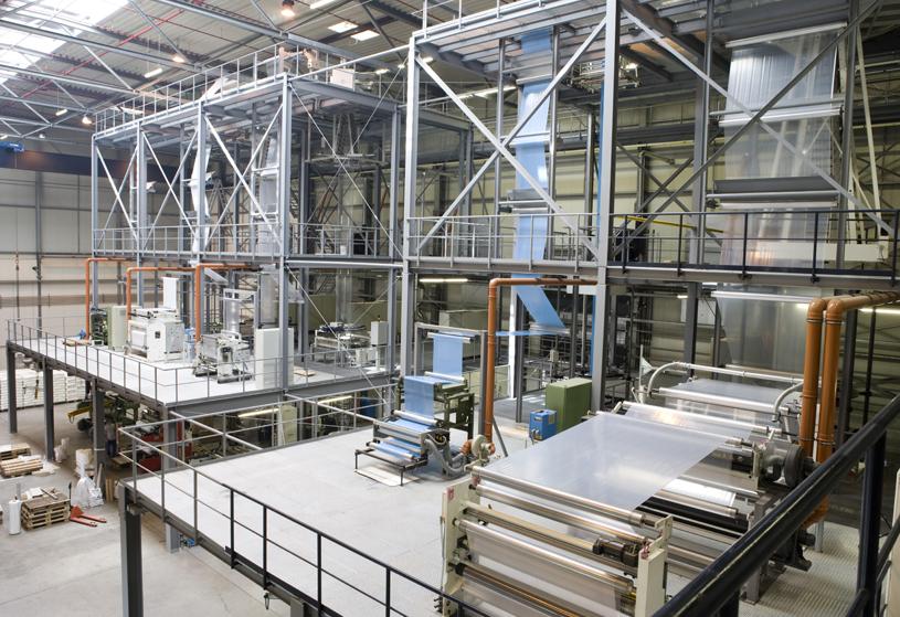 Frischmann Kunststoffe GmbH – Ein Unternehmen bei INDUSTRIE INTOUCH Thüringer Wald 2017