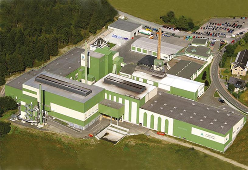 Glaswerk Ernstthal GmbH – Ein Unternehmen bei INDUSTRIE INTOUCH Thüringer Wald 2017