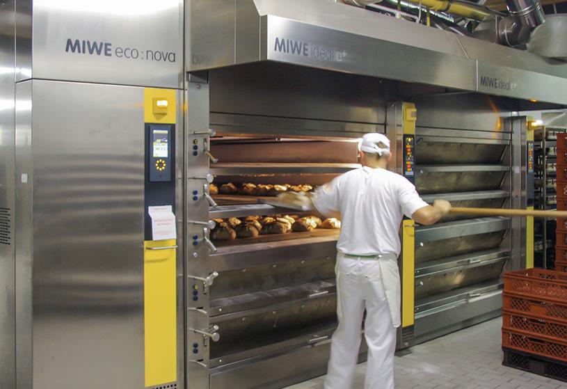 MIWE Meiningen Michael Wenz GmbH – Ein Unternehmen bei INDUSTRIE INTOUCH Thüringer Wald 2017