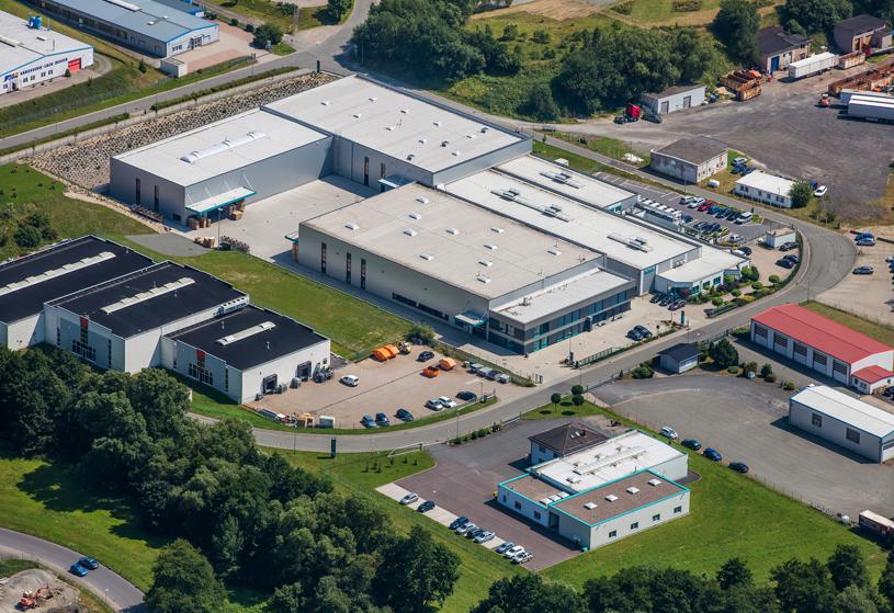 Hehnke GmbH – Ein Unternehmen bei INDUSTRIE INTOUCH Thüringer Wald 2018