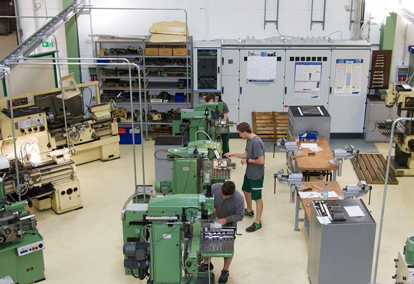 Rennsteig Werkzeuge GmbH – Ein Unternehmen bei INDUSTRIE INTOUCH Thüringer Wald 2018