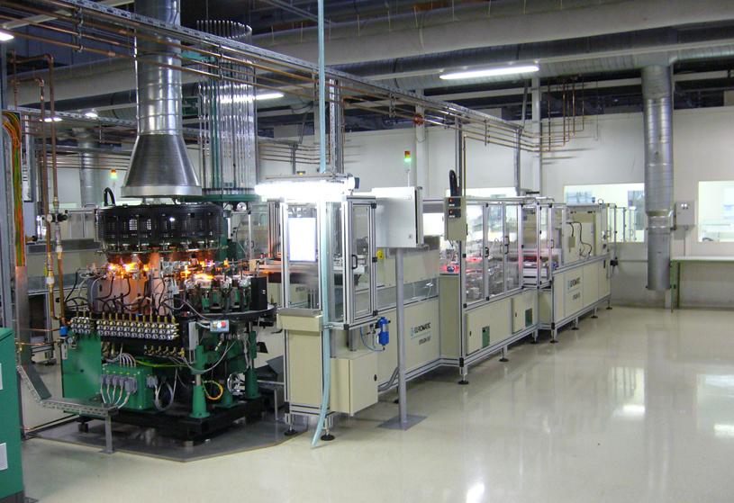 Thüringer Pharmaglas GmbH & Co. KG – Ein Unternehmen bei INDUSTRIE INTOUCH Thüringer Wald 2018