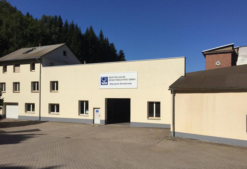 Westfälische Drahtindustrie GmbH – Ein Unternehmen bei INDUSTRIE INTOUCH Thüringer Wald 2017