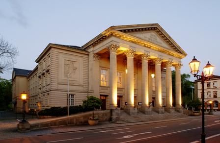 Südthüringer Staatstheater Meiningen