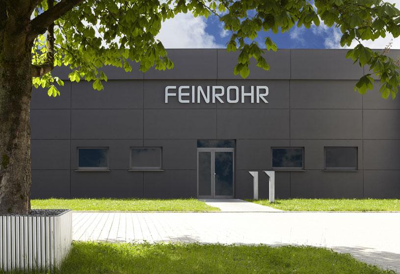AK Feinrohr GmbH – ein Unternehmen bei INDUSTRIE INTOUCH Thüringer Wald 2018
