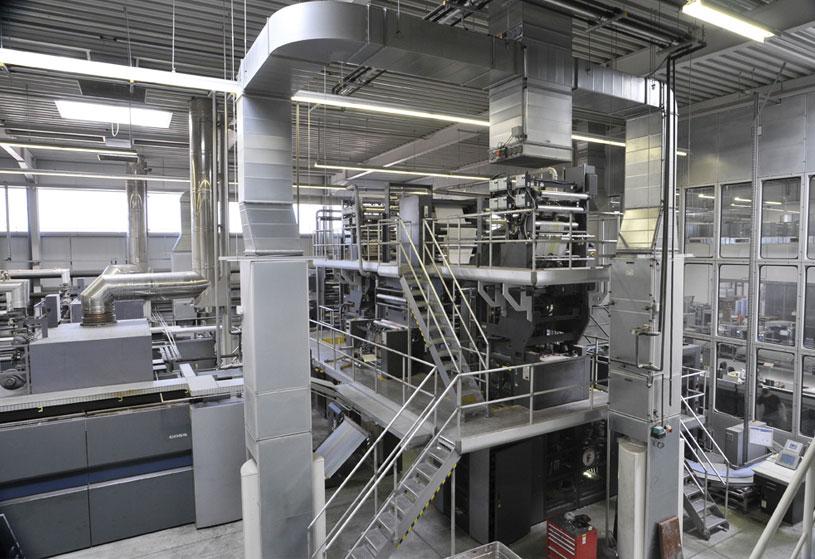 inline Rollenoffset Ploch & Strube OHG – Ein Unternehmen bei INDUSTRIE INTOUCH Thüringer Wald 2018