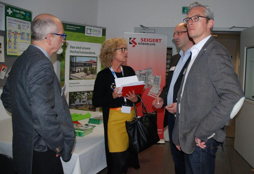 Köberlein & Seigert GmbH – Ein Unternehmen bei INDUSTRIE INTOUCH Thüringer Wald 2019