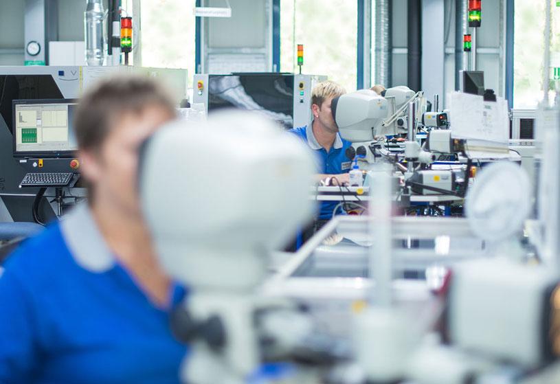 PROFECTUS GmbH – Ein Unternehmen bei INDUSTRIE INTOUCH Thüringer Wald 2018