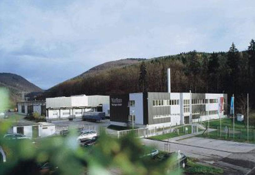 Veritas Thüringen GmbH – Ein Unternehmen bei INDUSTRIE INTOUCH Thüringer Wald 2018