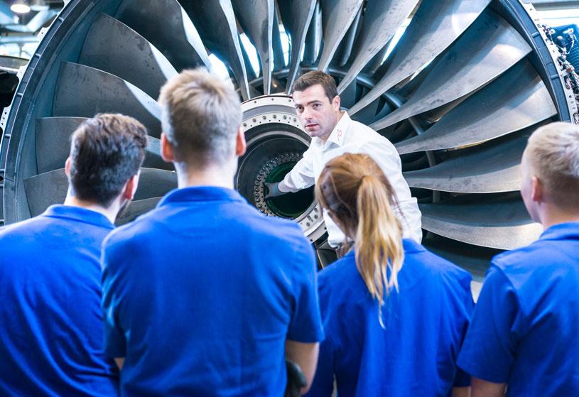 N3 Engine Overhaul Services GmbH & Co. KG – Ein Unternehmen bei INDUSTRIE INTOUCH Thüringer Wald 2018
