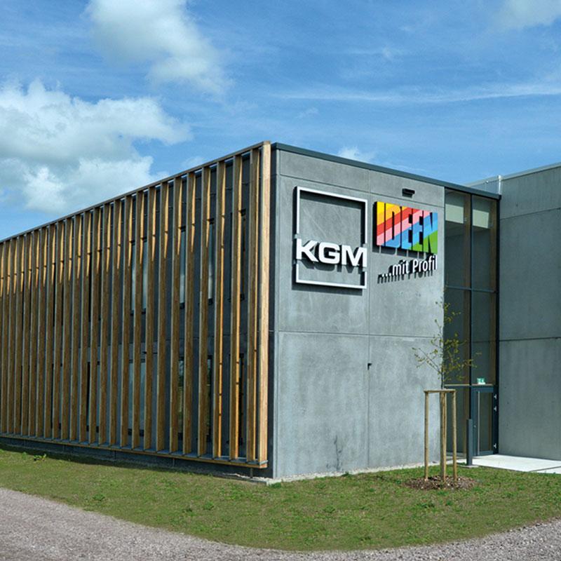 KGM Furnierprofile GmbH – Ein Unternehmen bei INDUSTRIE INTOUCH Thüringer Wald 2019