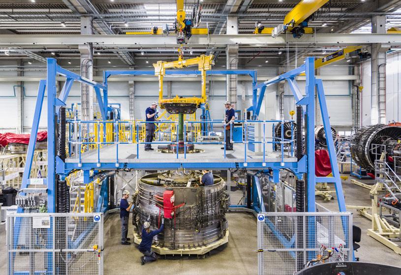 N3 Engine Overhaul Services GmbH & Co. KG – Ein Unternehmen bei INDUSTRIE INTOUCH Thüringer Wald 2019