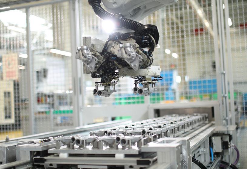 NIDEC GPM GmbH – Ein Unternehmen bei INDUSTRIE INTOUCH Thüringer Wald 2020
