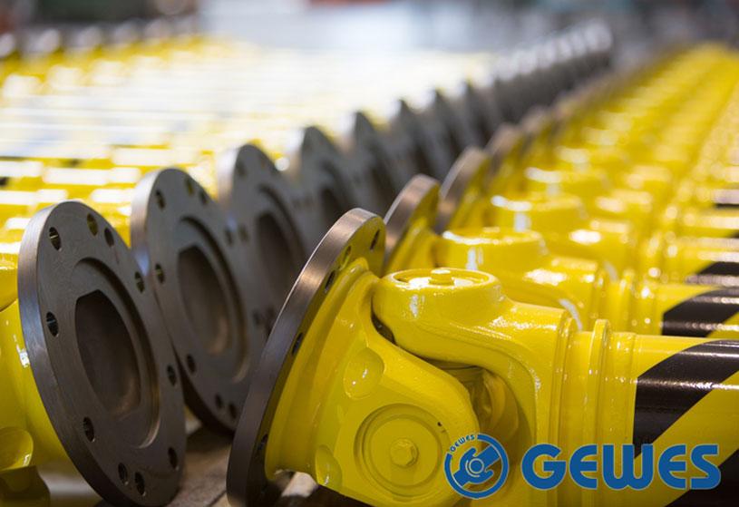 Produkte der Gelenkwellenwerk Stadtilm GmbH