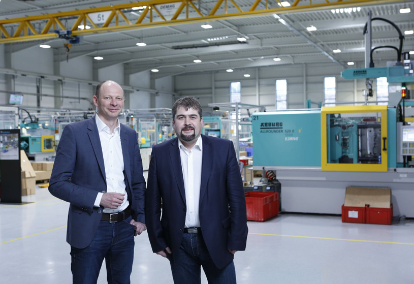 Hehnke GmbH – Ein Unternehmen bei INDUSTRIE INTOUCH Thüringer Wald 2019