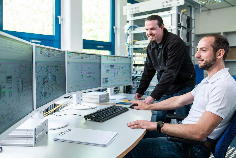 BN Automation AG – ein Unternehmen bei INDUSTRIE INTOUCH Thüringer Wald 2020