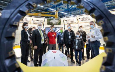 Industrieunternehmen im Thüringer Wald trotzen Corona