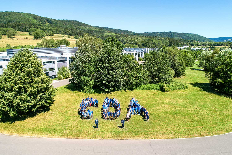 Mitarbeiter der CDA GmbH