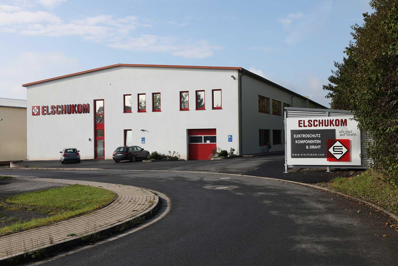 ELSCHUKOM GmbH Gebäude 2