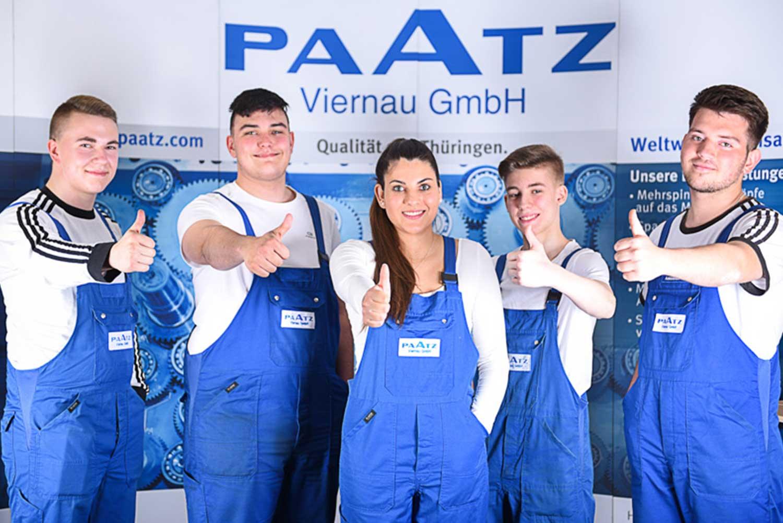 Mitarbeiter der PAATZ Viernau GmbH